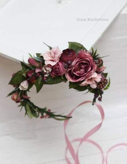 Beste Blumen Diy Crown Floral Stirnbander 49 Ideen Beste Blumen Blumenkranzhaare Blumenkranzhaar Boho Flower Crown Diy Flower Crown Flower Crown Wedding