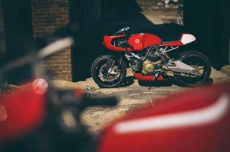 "Ducati Cafe Racer Leggero ""Special"" by Walt Siegl Motorcycles #motorcycles #caferacer #motos | caferacerpasion.com"