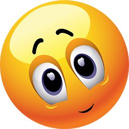 Doe Eyes Emoticon Animated Emoticons Funny Emoticons Smiley Emoji