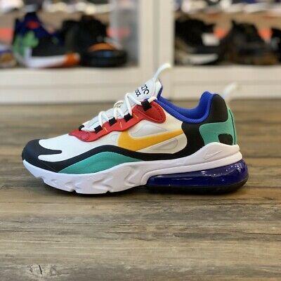 Nike Air Max 270 React Gr.38 Sneaker weiß BQ0103 001 Running ...