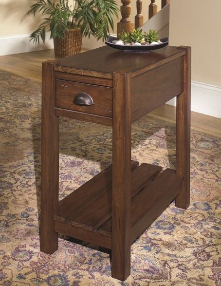 1905 17 Chairside End Null Furniture End Tables Small End