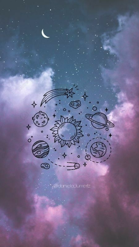 Universo Wallpaper Universo Estrelas Planetas
