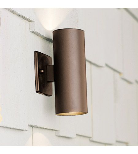 This 2 Light Deck Light From The Landscape 12v Collection By Kichler Will Enhance Your Home With A Per Step Lighting Outdoor Outdoor Sconces Wall Wash Lighting
