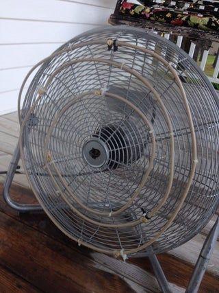 Mist Fan Mists Fan