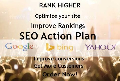 Markp: I will create a SEO audit report and action plan and implement it for $25 on fiverr.com