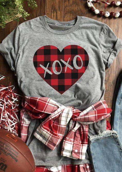 Home T Shirts, Vinyl Shirts, Tee Shirts, Tees, Custom Shirts, Band Shirts, Vynil, Plaid And Leopard, Buffalo Plaid Shirt
