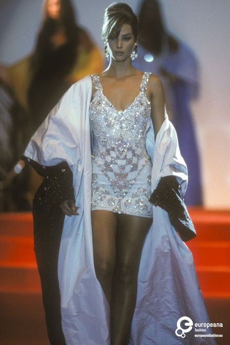 Christy Turlington - Gianni Versace, Autumn-Winter Couture - Most Expensive Luxury Brands