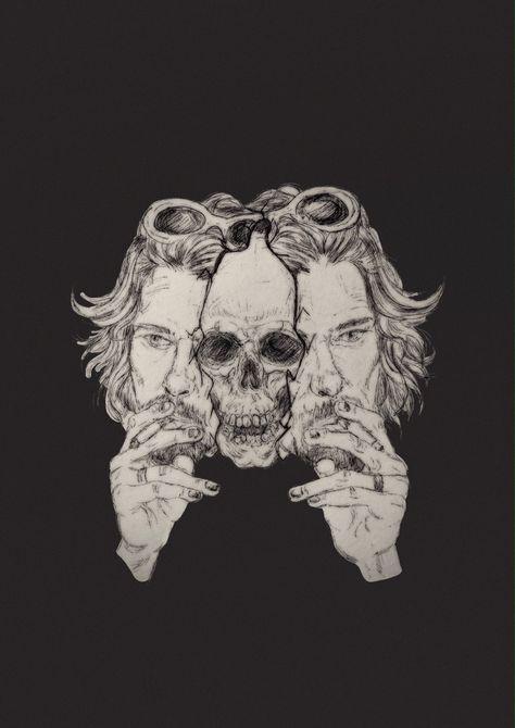Kurt Cobain 💀 💀 💀 Grunge Won't Die