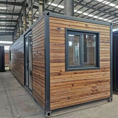 40 Ft Shipping Container Home House In 2020 Container Homes Cost Container House Plans Shipping Container Home Designs