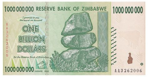 Zimbabwe Currency And The History Of