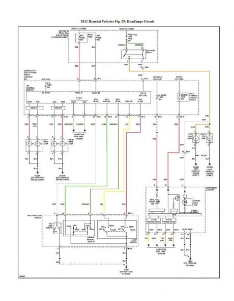 veloster fuse diagram preview wiring diagram  2012 hyundai veloster fuse diagram #12
