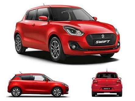 New Maruti Swift Hybrid To Be Launched At Auto Expo 2020 In 2020