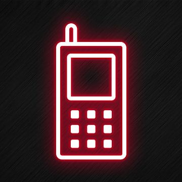 Cell Phone Icon In Neon Style Phone Icons Style Icons Cell Icons Png Transparent Clipart Image And Psd File For Free Download Wallpaper Iphone Neon App Icon Design Iphone App Design
