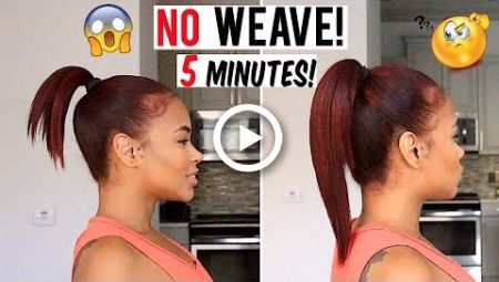 How To Get Long Hair In 5 Min Without Weave Hair Hacks Hair Hairstyles Hairstyles Videos Black Hair P Hair Hacks Long Hair Styles Natural Hair Styles Easy