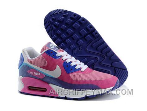 super popular 94f36 b6e02 New Arrival Womens Nike Air Max 90 Hyperfuse W90HY049 in 2019   Tennis Shoes    Nike air max, Air max 90, Air max
