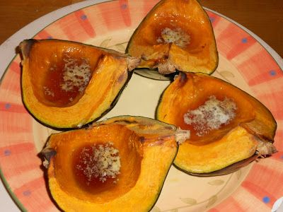 Coppertop Kitchen Roasted Buttercup Squash Buttercup Squash Squash Recipes Garden Cooking