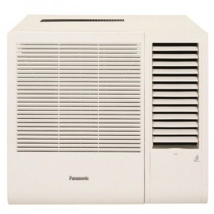 Panasonic Airconditioner Window Unit 1 Hp Manual Model C910eh Jh Manual Control Left Right Auto Air Flow Negative Ion F Window Unit Air Conditioner The Unit