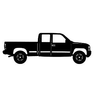 Pickup Truck Pick Up Truck Clipart Clipart Kid 4 Trucks Clip Art