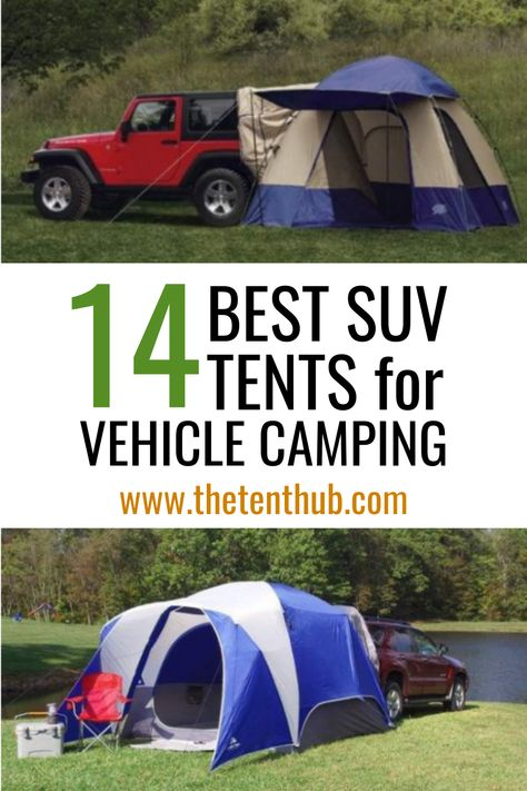 12 Best SUV Tent Reviews in 2020 (With