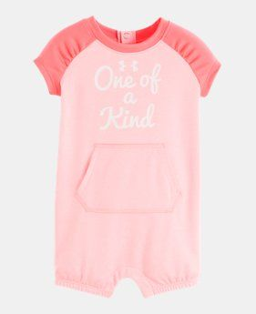 92e3ebb7b4 Girls' Infant UA One Of A Kind Shortall 1 Color Available $22 | Kids ...