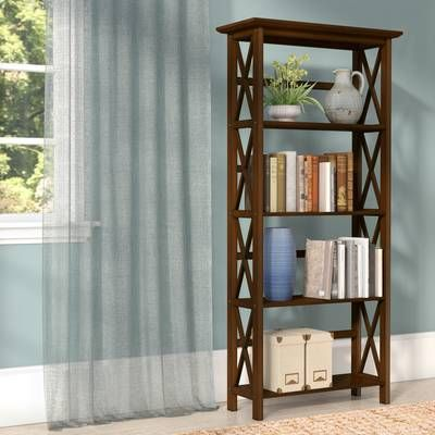 Lamantia 2 Drawer Lateral Filing Cabinet Etagere Bookcase
