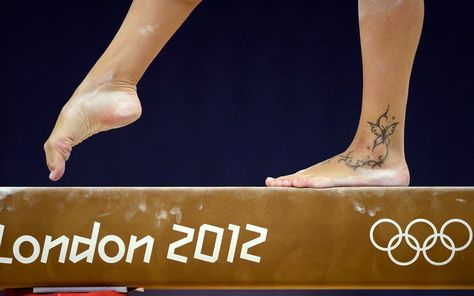 14 Sexiest Athletes in the 2012 Summer Olympics