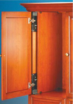 Wooden Pivot Sliding Doors Accuride 1321 Pro Pocket Sliding Doors Wooden Tall Cabinet Storage