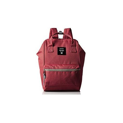 4b0671bc0f Anello  AT-B0197B small backpack with side pockets (Wine)