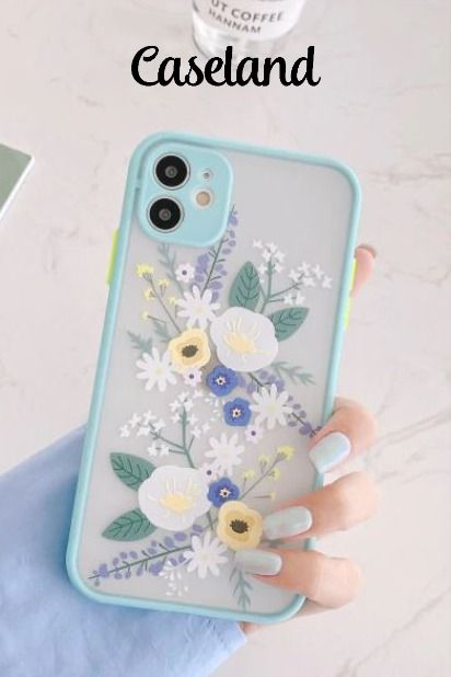 Flowers Ocean Iphone Flowers Case