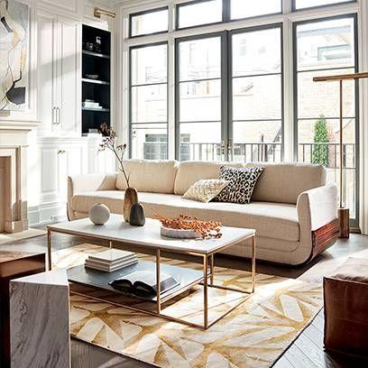 Modern Home Decor Ideas Cb2 Modern Living Room Living Room Modern Living Decor