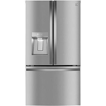 Kenmore Elite Kenmore Elite 74305 29 8 Cu Ft Smart French Door Refrigerator Active Finish Kenmore Appliances Sears Kenmore Elite