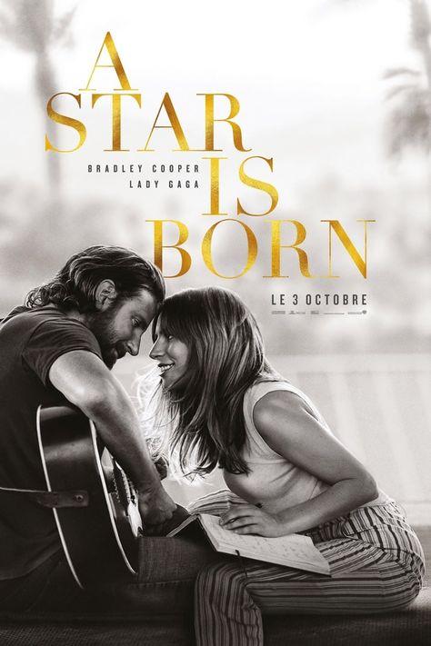 A Star Is Born de Bradley Cooper (2018-oct.) Mouuuuhais...Pourquoi pas ! Belle perf' de Lady Gaga que je découvre sous un autre jour en tant que chanteuse. Mais le film est loooong.