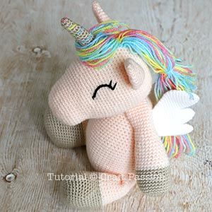 Unicorn Crochet Pattern Ideas You'll Love | The WHOot | 300x300