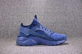 Universidad Apariencia Prescripción  New Designer Nike Air Huarache Ultra ID Suede Navy Blue 829669 332 Men's  Running Shoes Trainers | Nike air huarache ultra, Air huarache ultra,  Running shoes for men