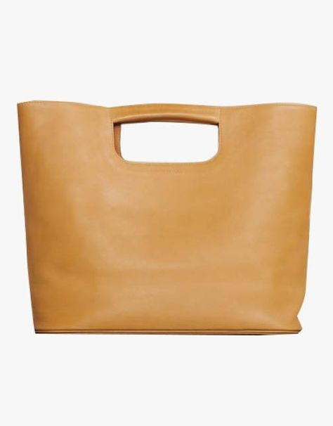 """""""The Simon Miller Pine bag is the perfect color to transition into fall. I love its simplicity, size, and texture too."""""""