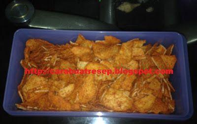Foto Basreng Ikan Renyah Istimewa Cemilan Bandung Makanan Cemilan Resep Masakan