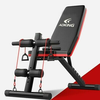 Ad Ebay Link Training Exercise Bench Weight Bench Adjustable Strength Full Body Workout Usa In 2020 Adjustable Weight Bench Weight Benches Home Gym Bench