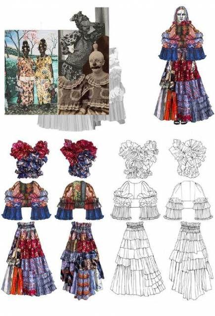 Best Fashion Design Portfolio Milan 60 Ideas