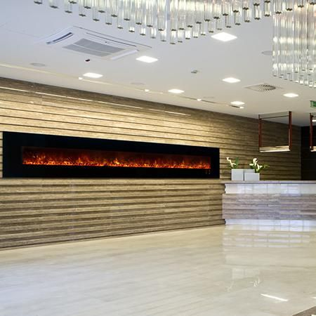 Wall Mount Electric Fireplaces In Wall Electric Fireplaces Bbq