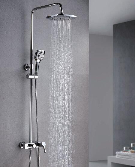 Shower Installation Rain Shower Head Moen Shower Shower Heads