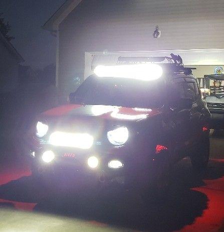 Havek Light Up The Night Jeep Renegade Renegade Light Up