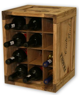 Pin On Wine Racks Wine Crates