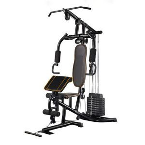 Double Power American Fitness Home Gym 7080 In Pakistan Home Gym Gym Gym Ball