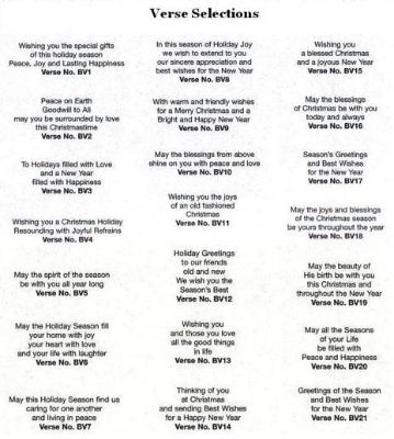 25 Best Ideas About Christmas Card Verses On Pinterest Throughout Christmas Card Christmas Card Sayings Christmas Card Sentiments Christmas Card Verses