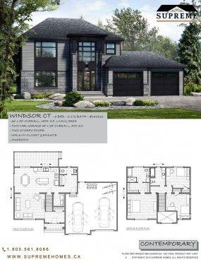 The American Dream Contemporary House Design Architecture Contemporary House