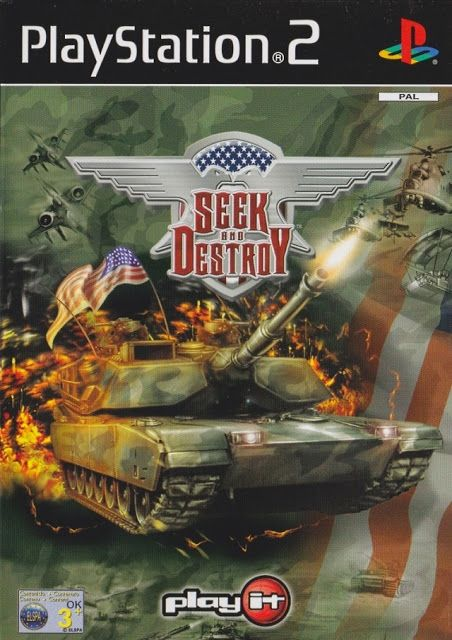 Seek And Destroy Ps2 Iso Rom Download Gaming Wallpapers Hd