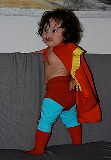 Can someone dress their baby boy in this costume and let me take him out for Halloween. Pleassssssse!!! Lol
