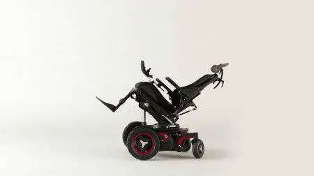F3 Corpus Electric Wheelchair