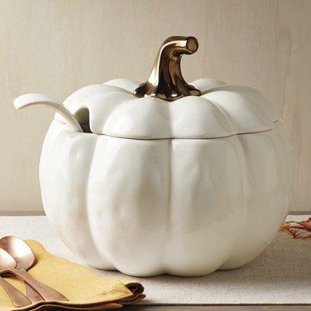 Better Homes And Gardens Pumpkin Soup Bowl