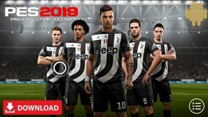 PES 2019 Android Juventus Team Patch OBB Download | Jeux